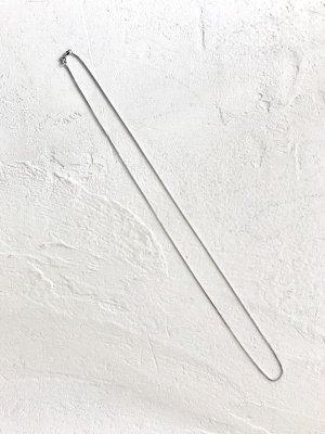 画像4: ペンダント用シルバーチェーン・ベネチアンカットタイプ(シルバー/太/50cm)